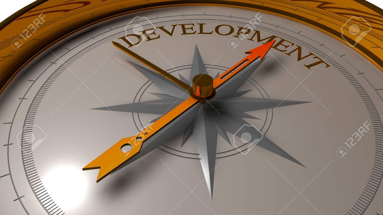 Development concept. - 33882828