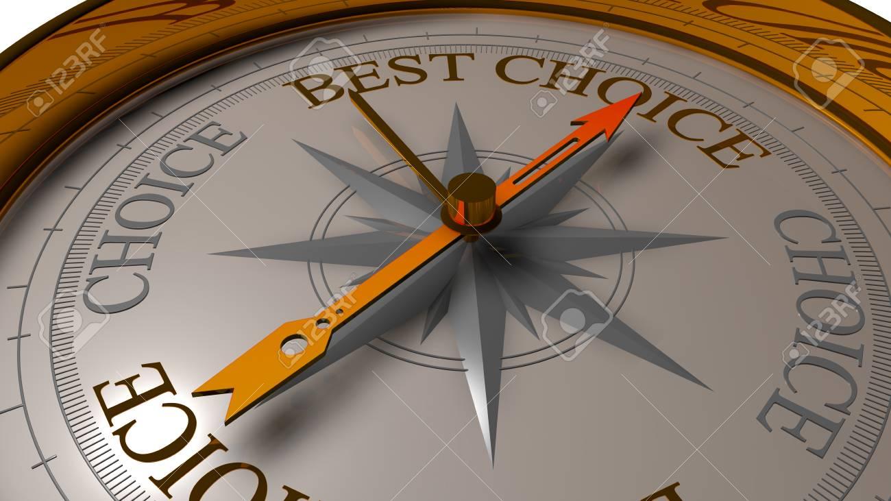 Best Choice concept. - 33882854
