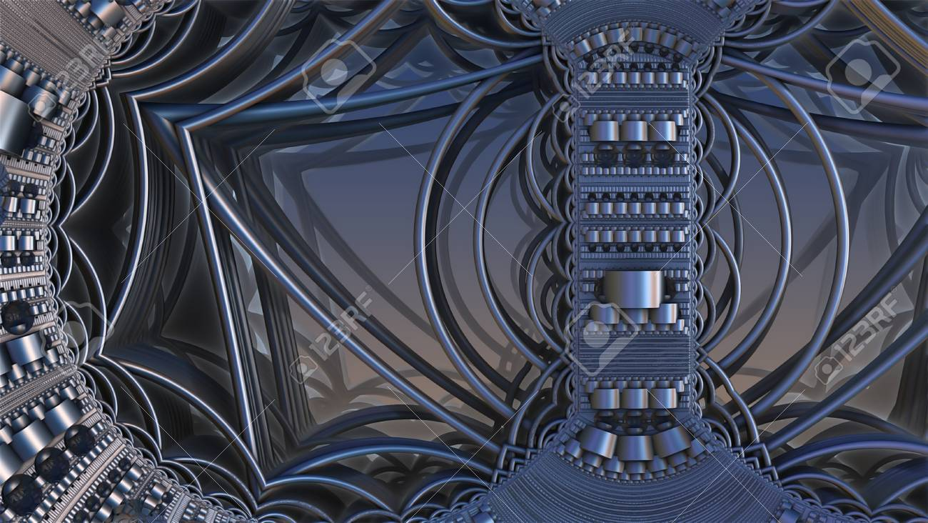 Abstract Digital Art Works