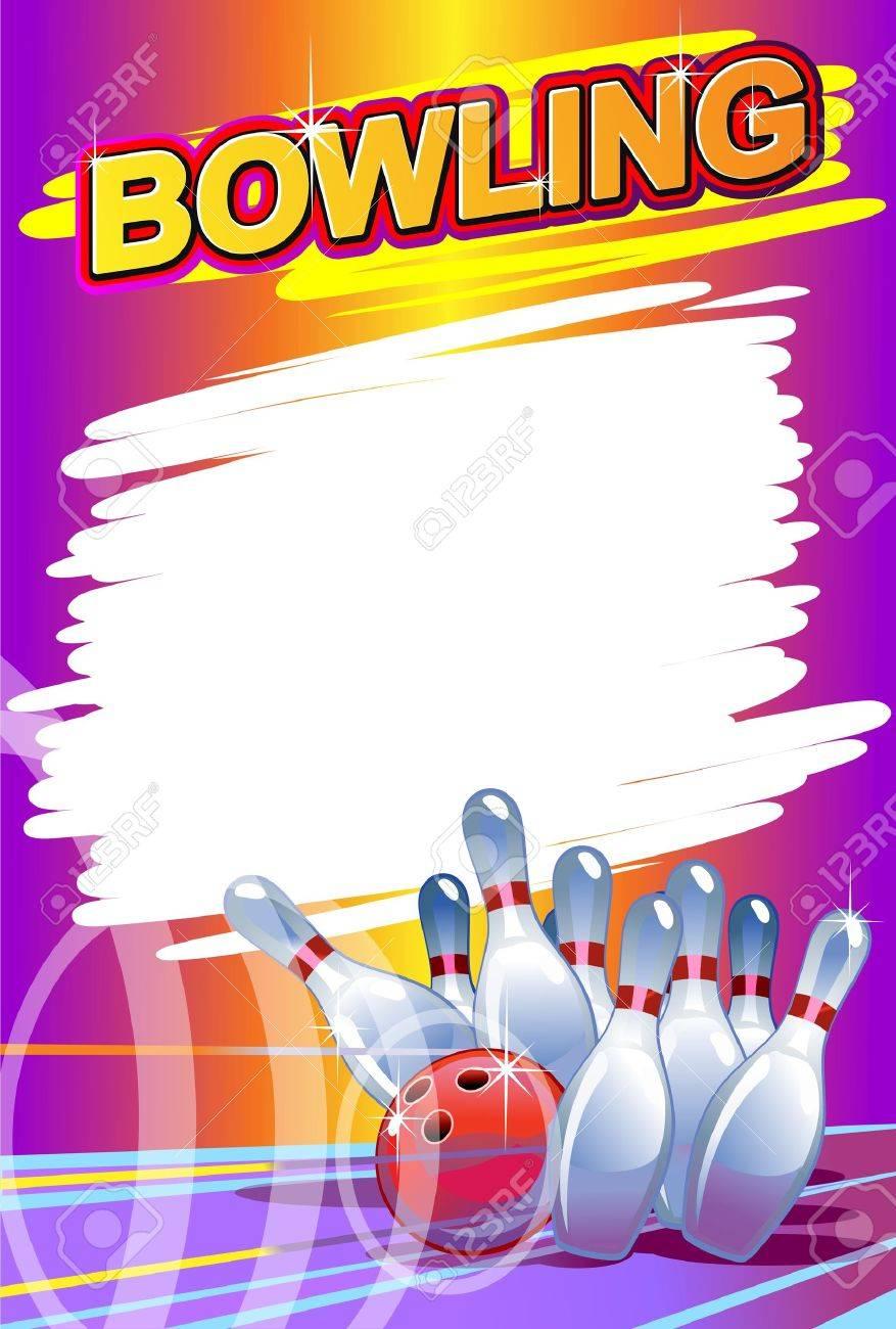 Bowling Card Royalty Free Cliparts Vectors And Stock Illustration