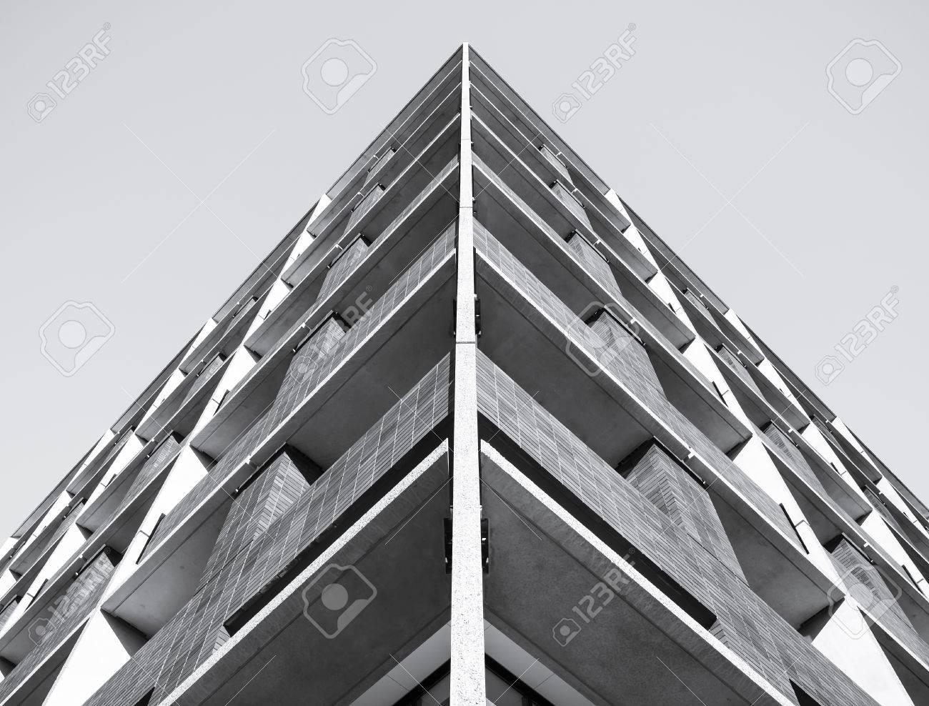 Architecture detail Modern Building Pattern Background - 54066952
