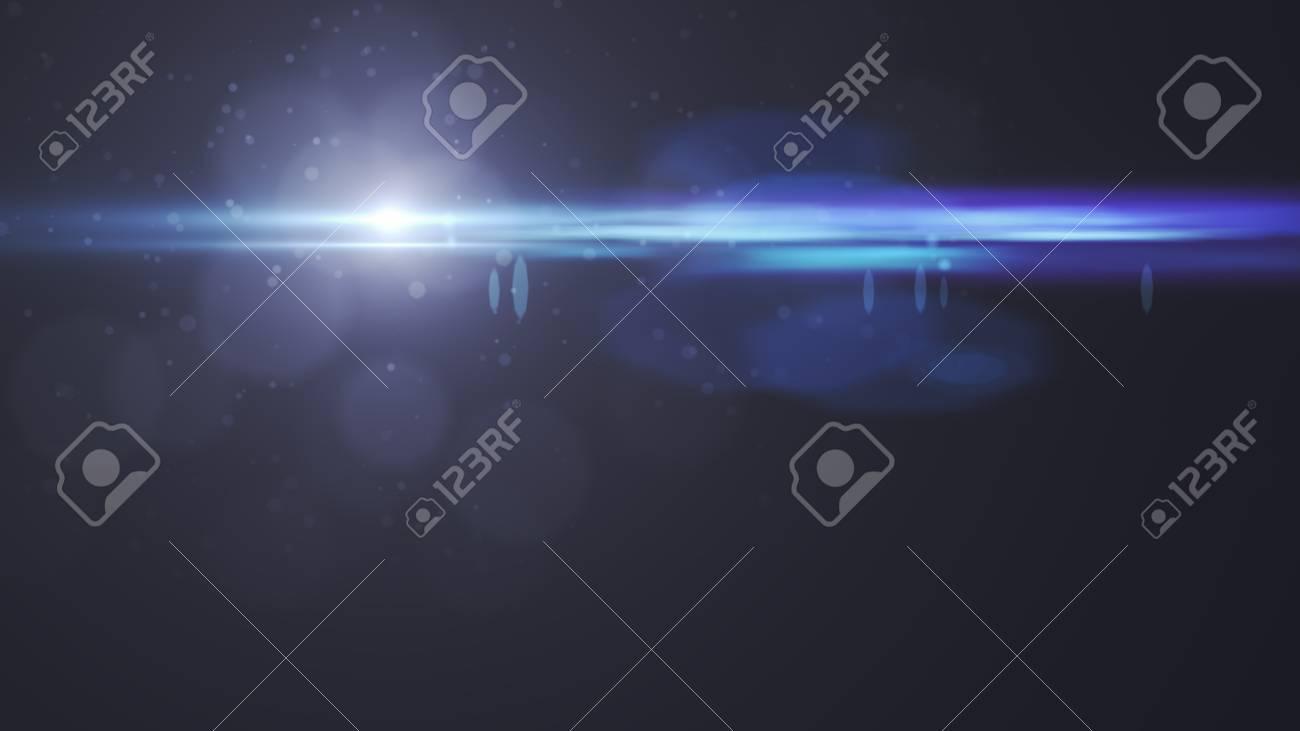 Beautiful light flares - 77435312