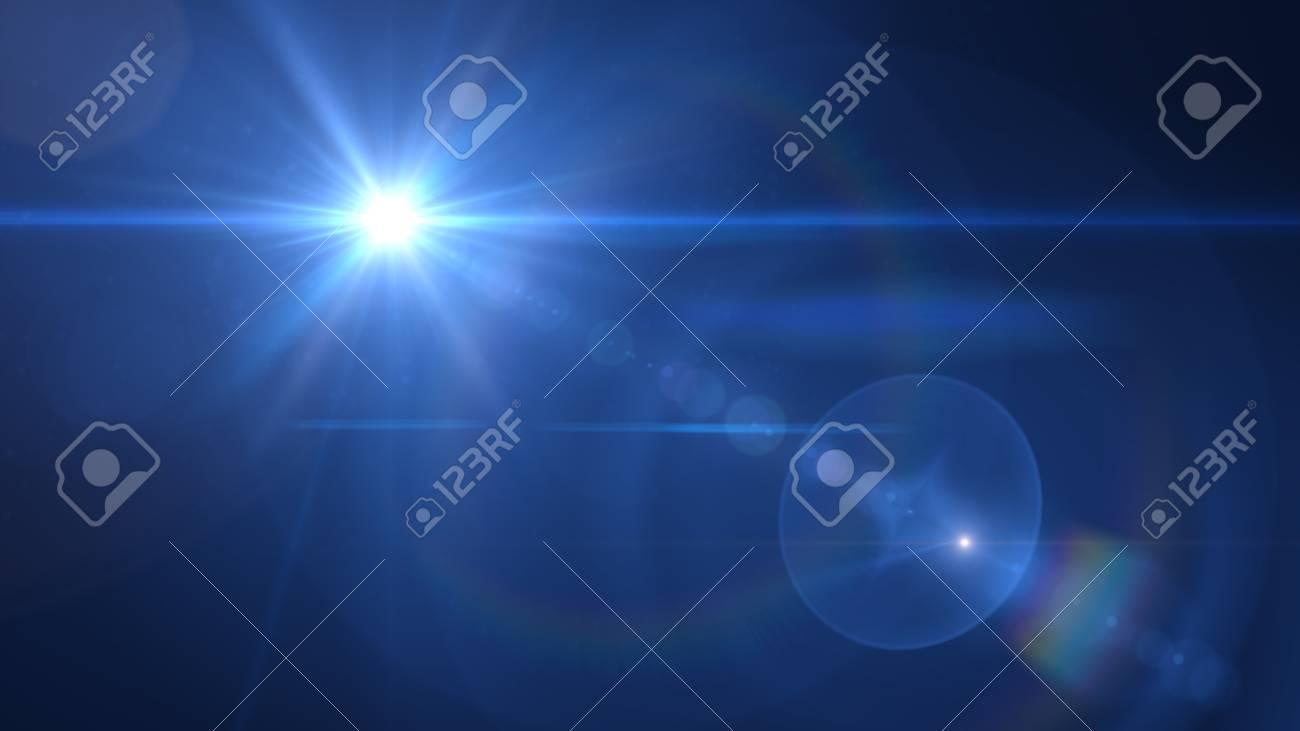 Beautiful light flares - 77309597