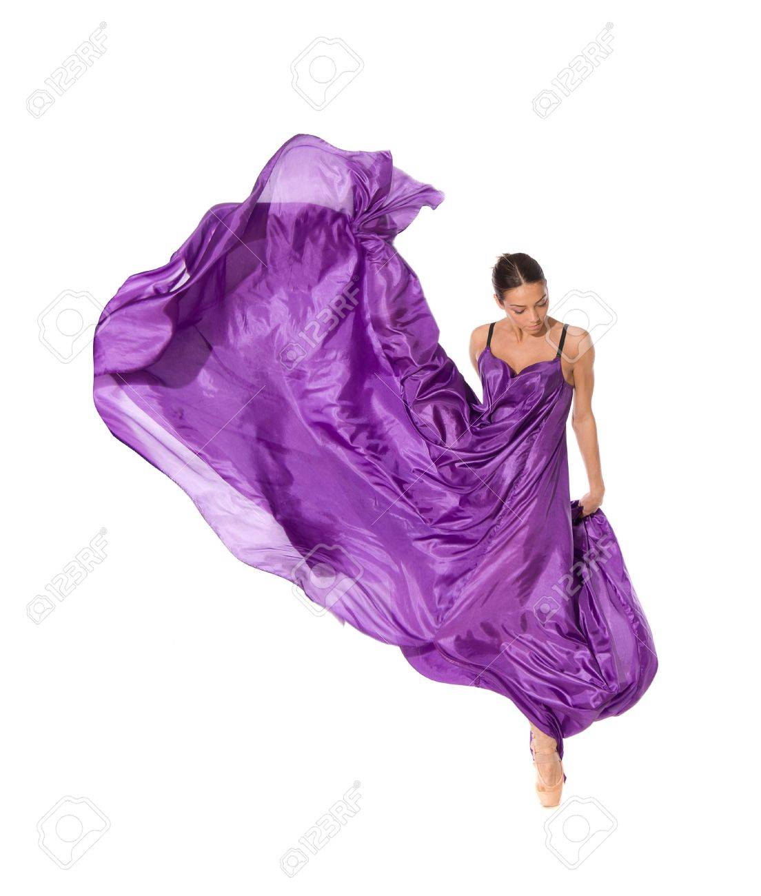 Stock Photo Ballet Dancer in