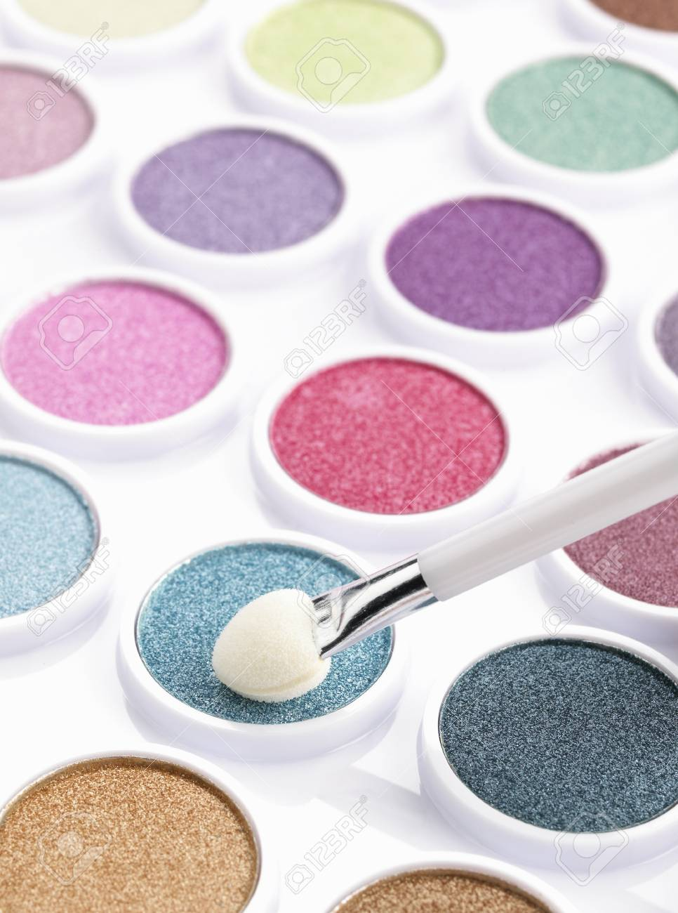 make-up colors Stock Photo - 4269255