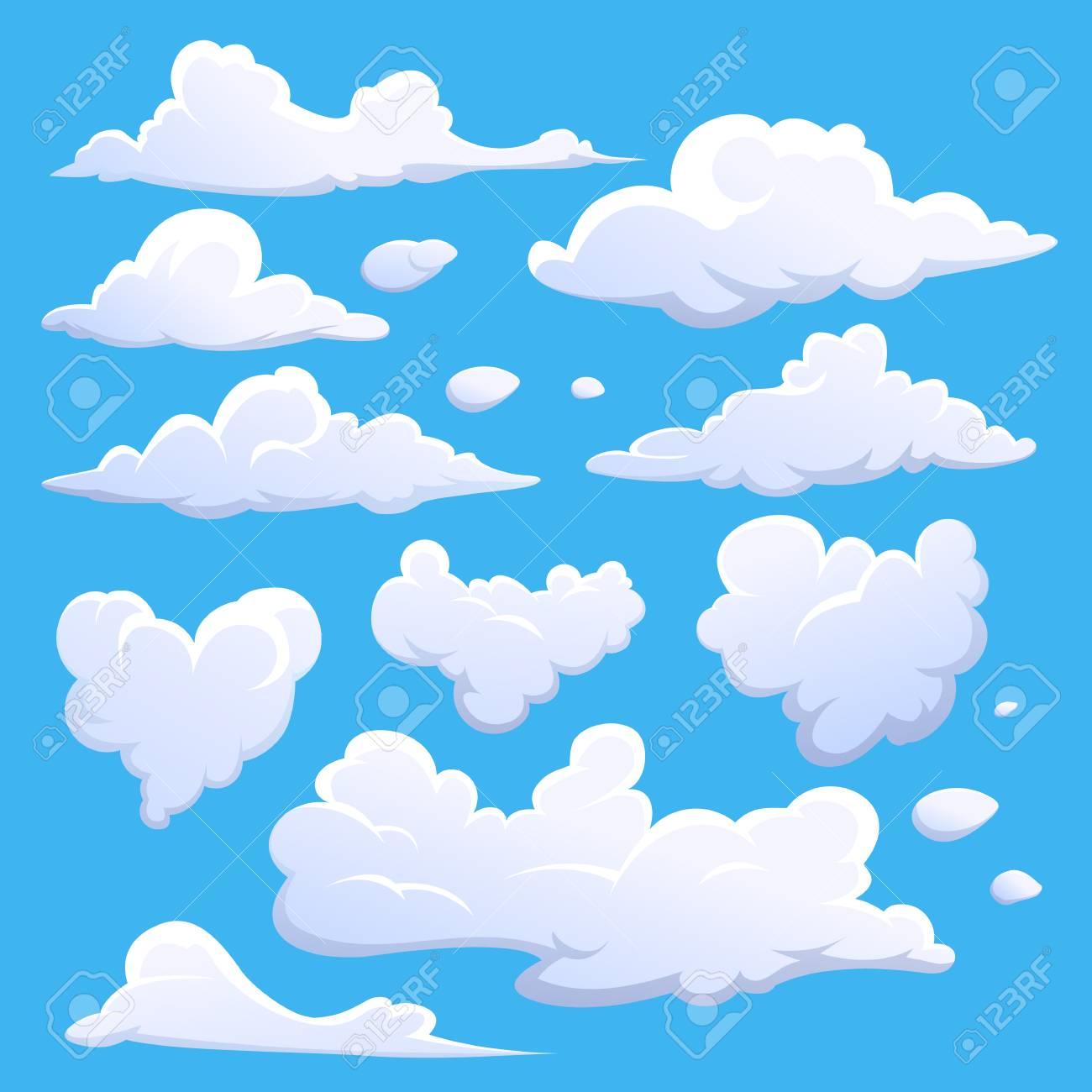 Cloud Animated Clipart Free Best Transparent Png - Cute Cartoon Cloud Png,  Png Download , Transparent Png Image - PNGitem