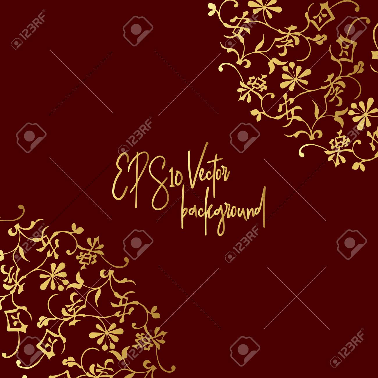 Lace pattern with a place for text Stock Vector - 86537761 35e5ac2d4
