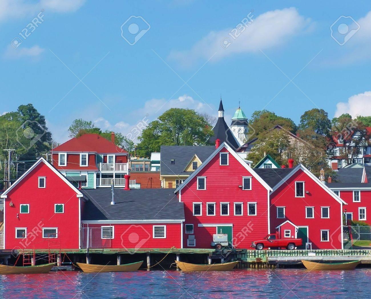 Town of Lunenburg (Nova Scotia, Canada) - UNESCO World Heritage Site - 2899181