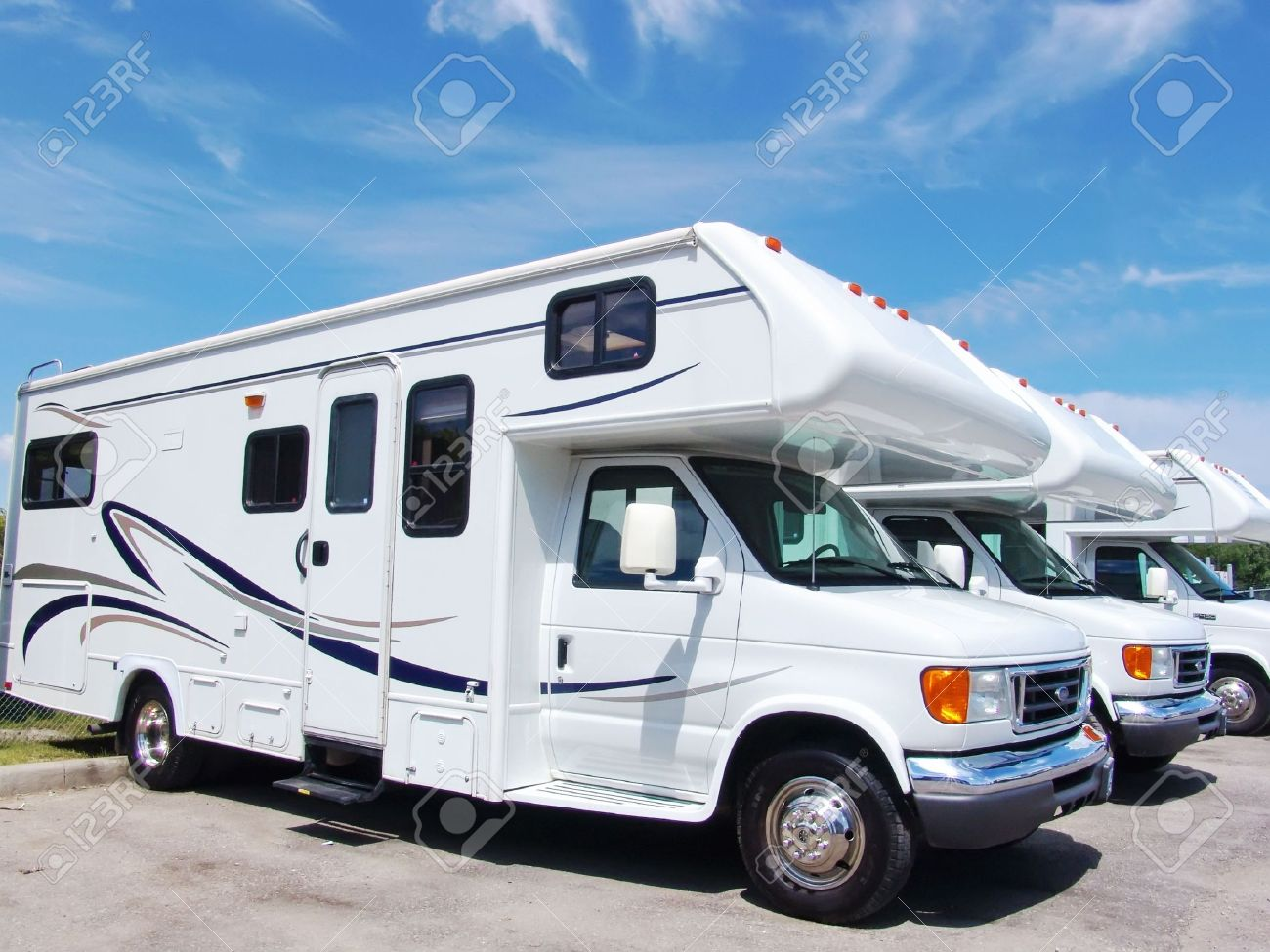 New recreational vehicles for rent - 2899189