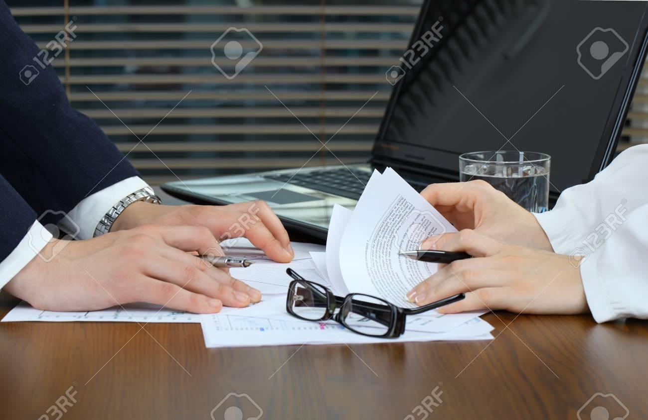 Accounting. Stock Photo - 10141548