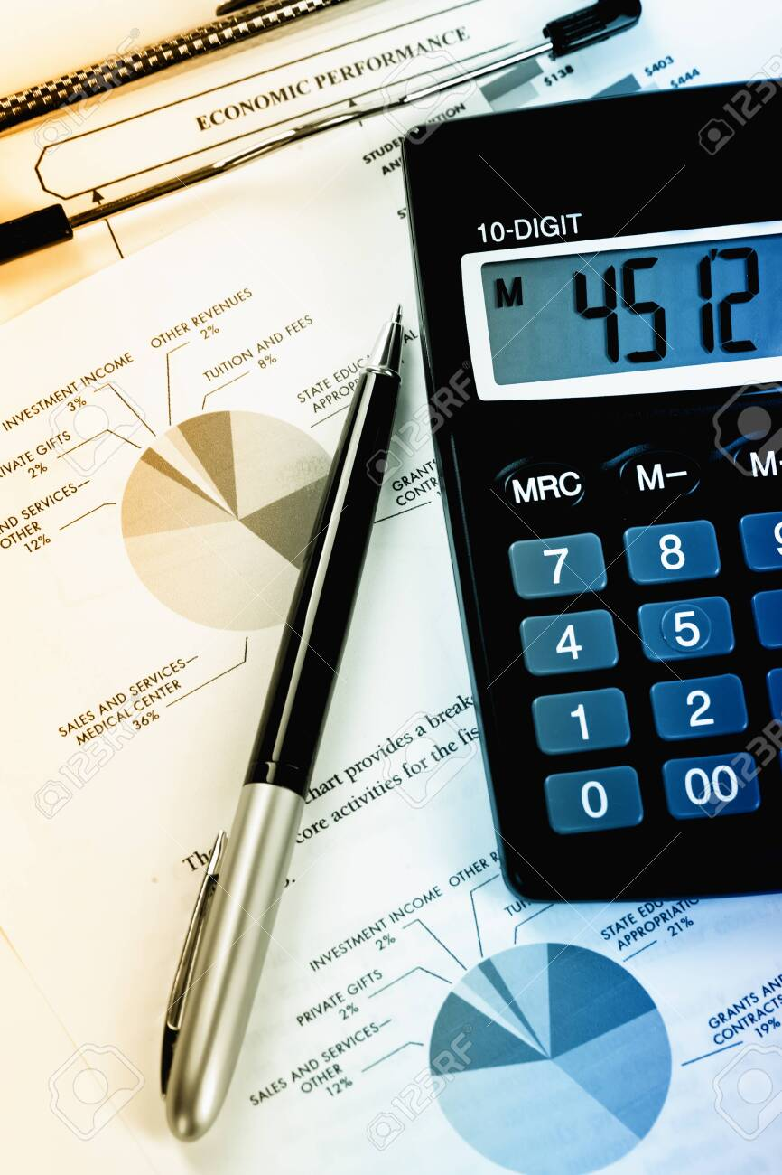 Accounting Stock Photo - 13779725