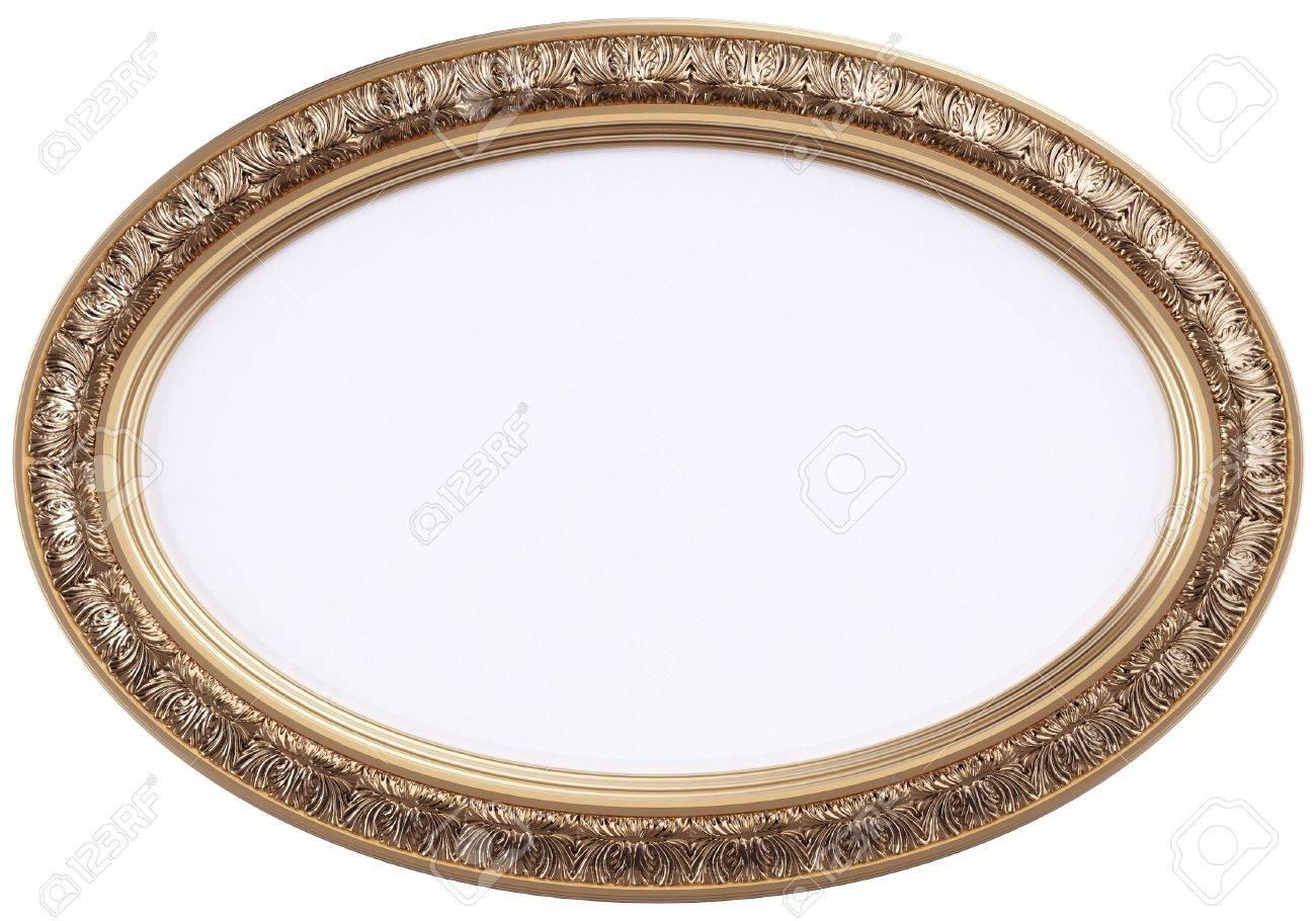 Ausgezeichnet Wie Ein Vergoldetes Spiegelrahmen Malen Fotos ...