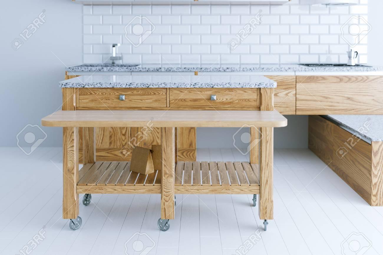 Idée Parfaite Pour L\'aménagement Intérieur De Cuisine Avec Des ...