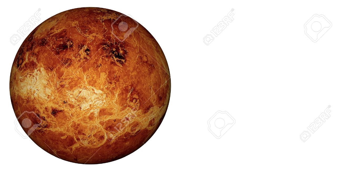 3d render the planet venus on a white background high resolution 3d render the planet venus on a white background high resolution stock photo voltagebd Choice Image