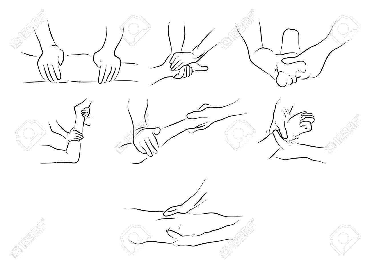 Massage Techniques Images Massage Techniques as