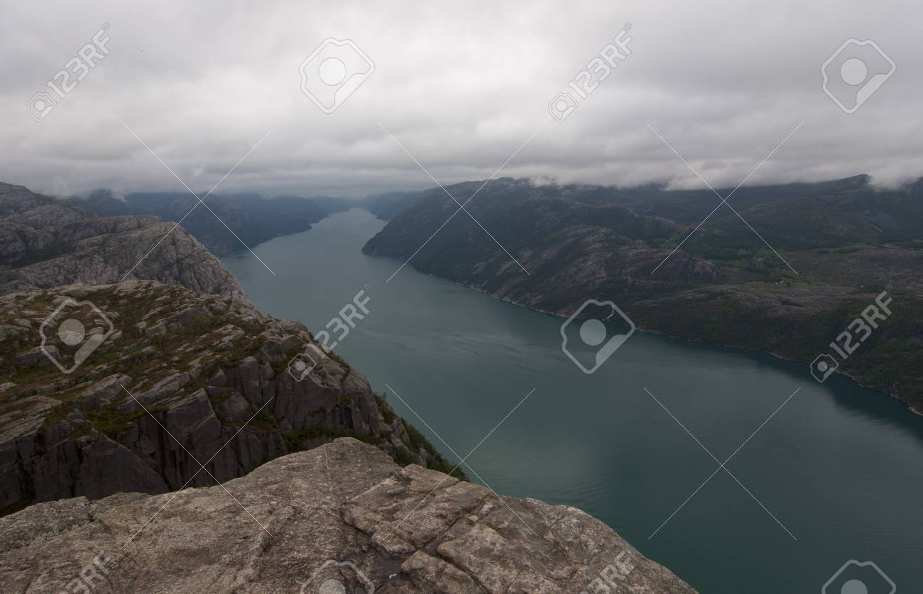 where is a fjord located