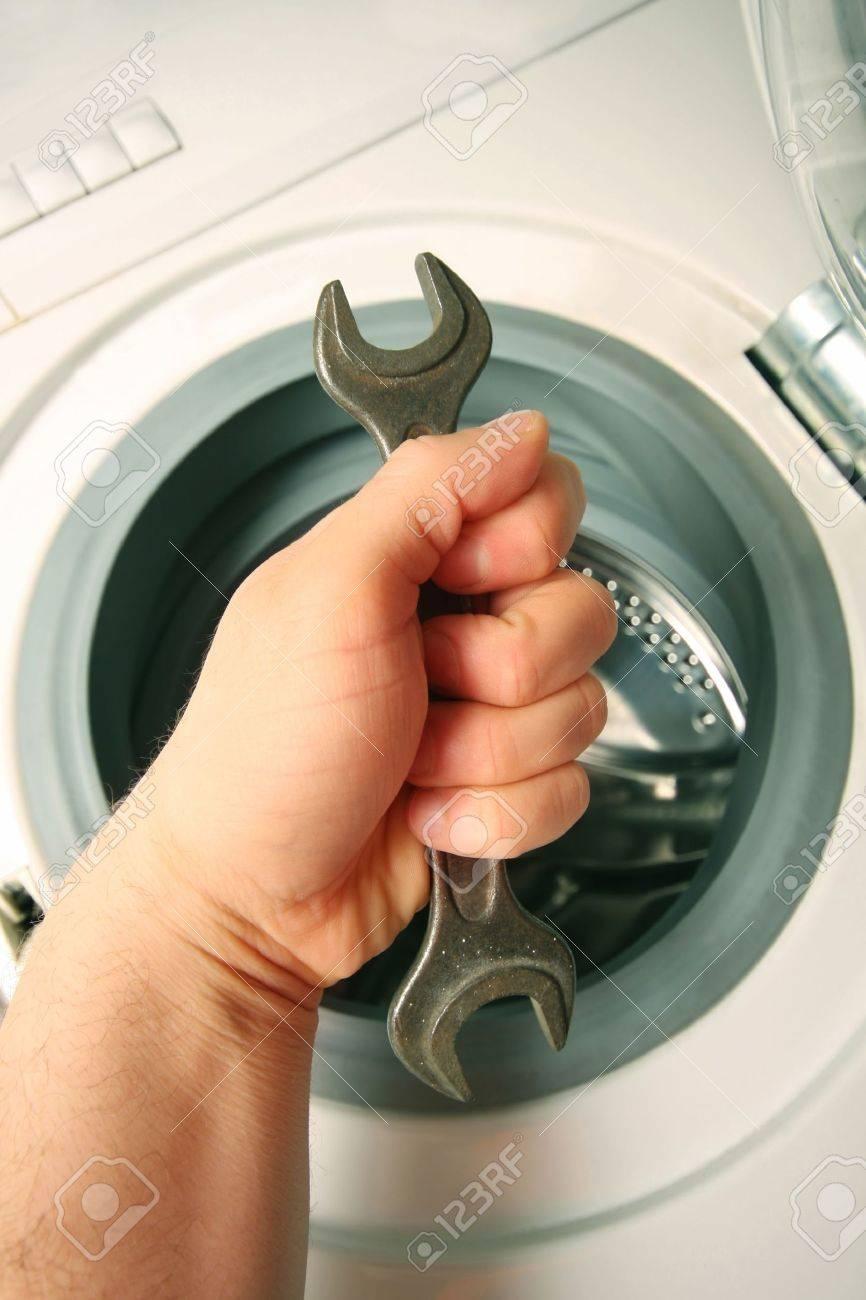 Entretien Machine A Laver traiter à double clef, entretien une machine à laver