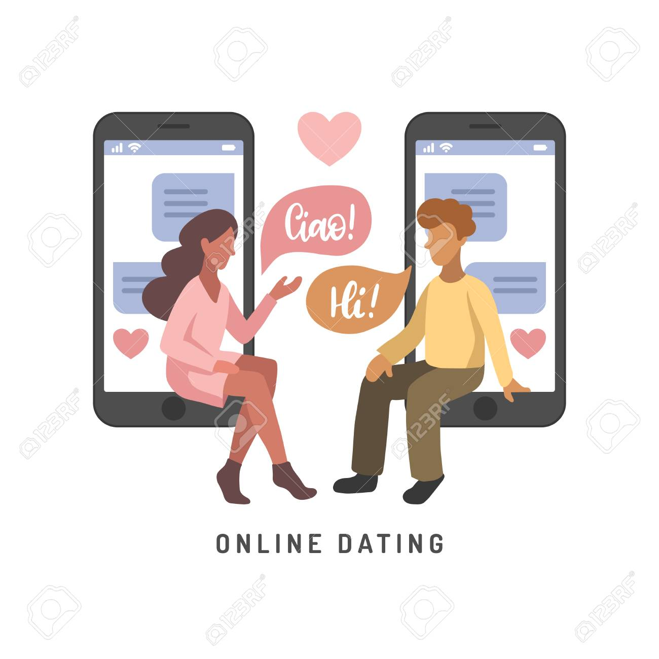 social dating app iphone