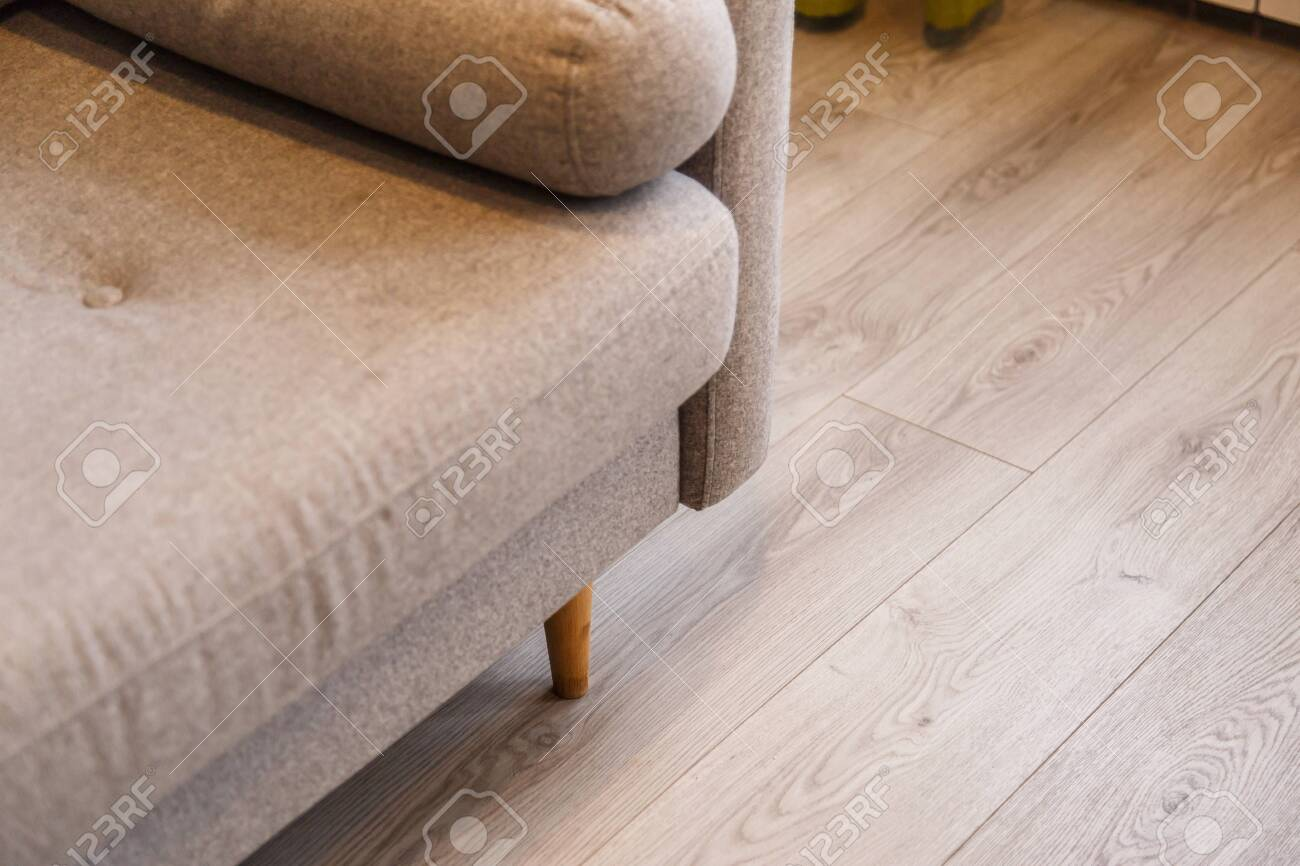 Strange Grey Sofa With Wooden Legs On Lamonate Floor Theyellowbook Wood Chair Design Ideas Theyellowbookinfo