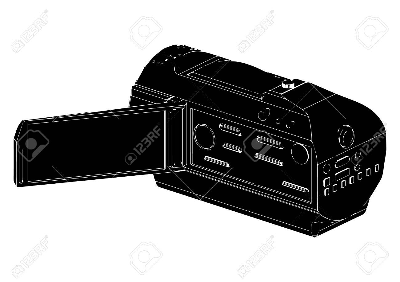 Amateur camcorder videos