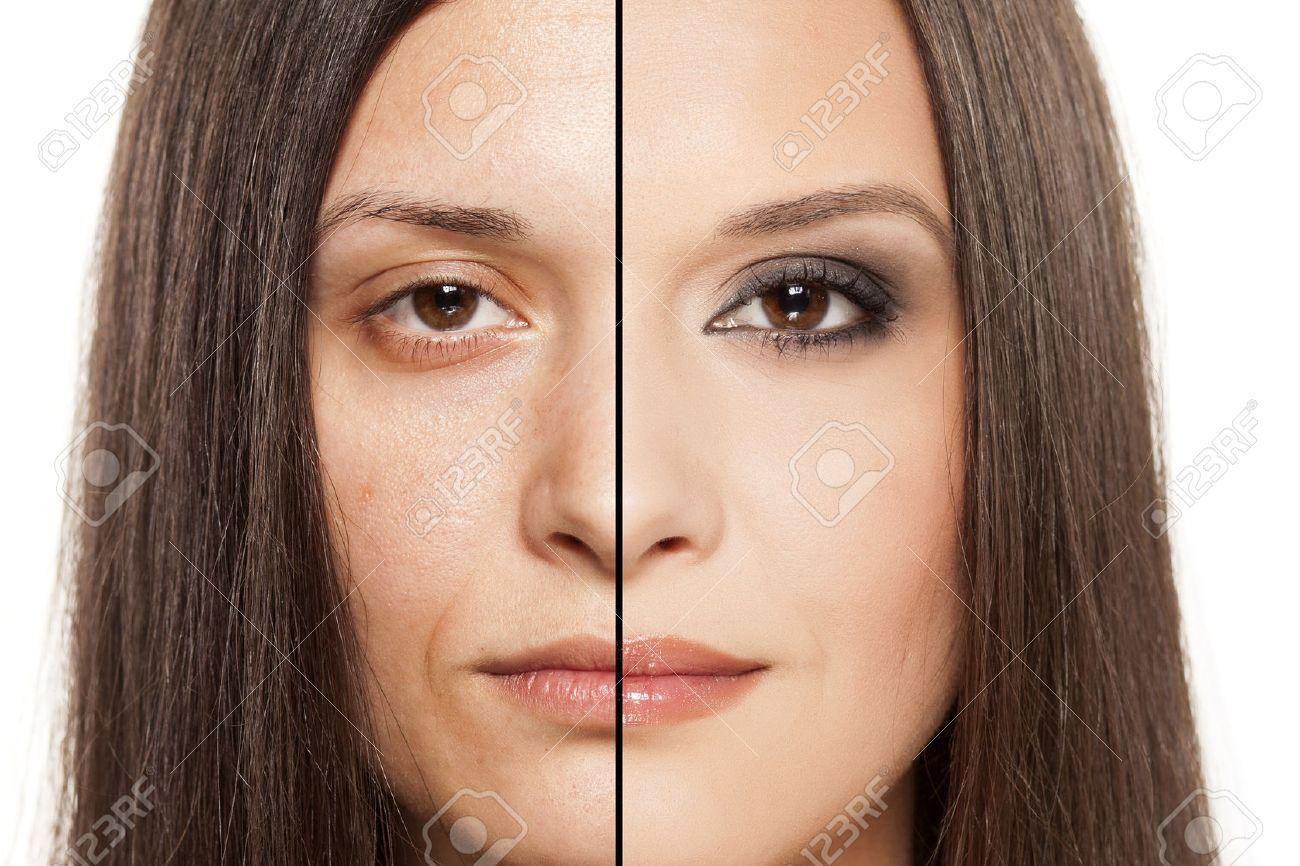 Как при помощи макияжа добавить возраст