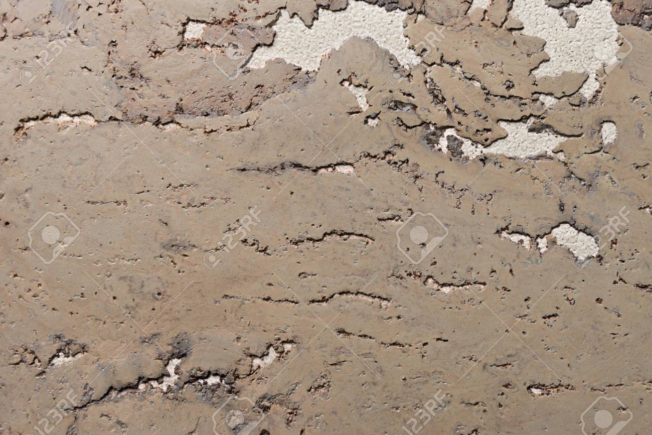 Close Up Background and Texture of Cork Board Wood Surface, Nature Product Industrial - 100534549