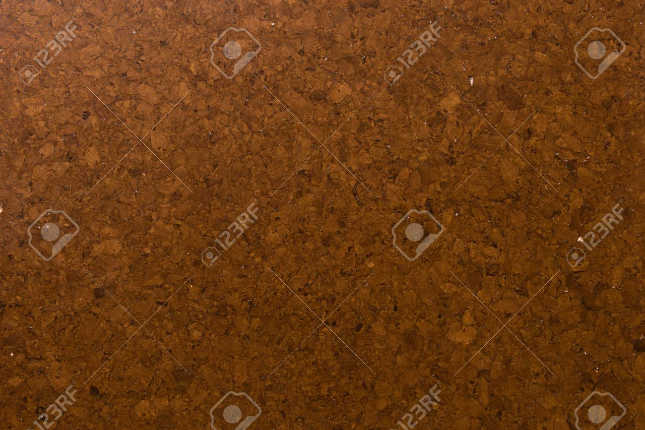 Close Up Background and Texture of Cork Board Wood Surface, Nature Product Industrial - 100534558