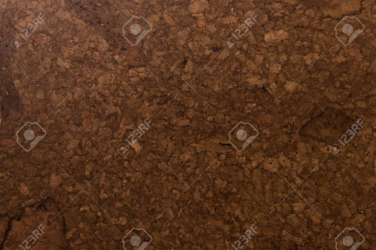 Close Up Background and Texture of Cork Board Wood Surface, Nature Product Industrial - 100534563