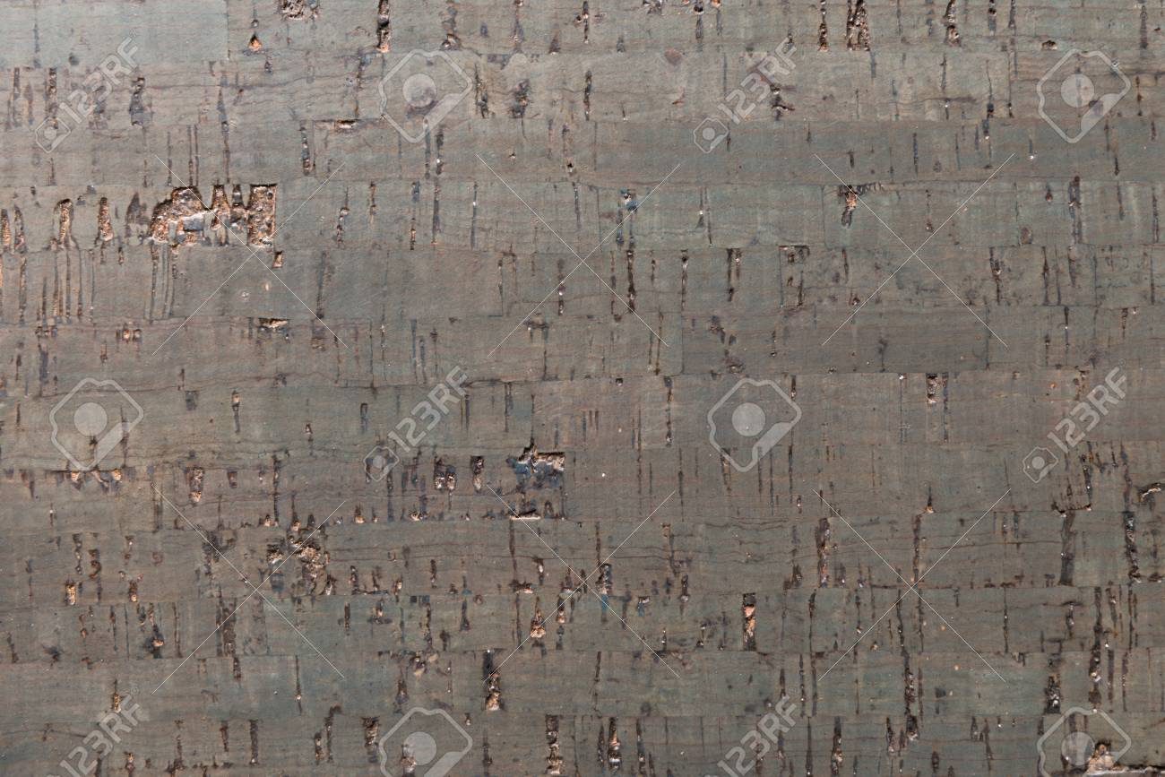 Close Up Background and Texture of Cork Board Wood Surface, Nature Product Industrial - 100534599