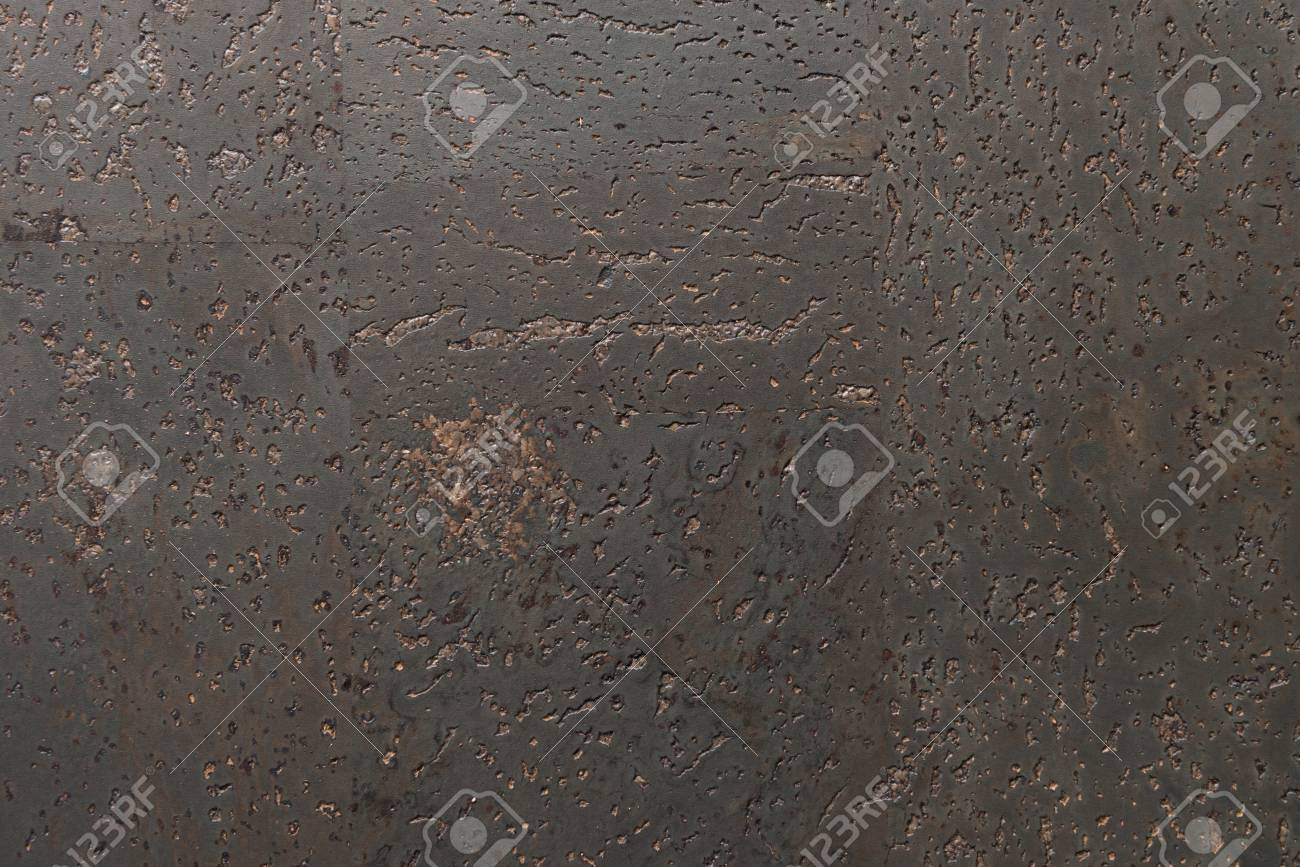 Close Up Background and Texture of Cork Board Wood Surface, Nature Product Industrial - 100534699