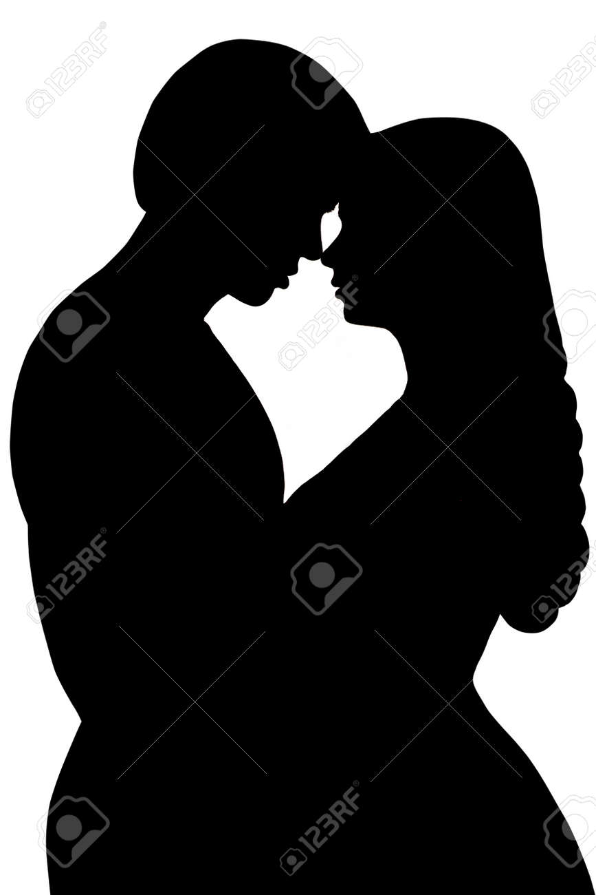 couple kiss silhouette man and woman kissing in heart shape stock photo picture and royalty free image image 93604426 couple kiss silhouette man and woman kissing in heart shape stock photo picture and royalty free image image 93604426