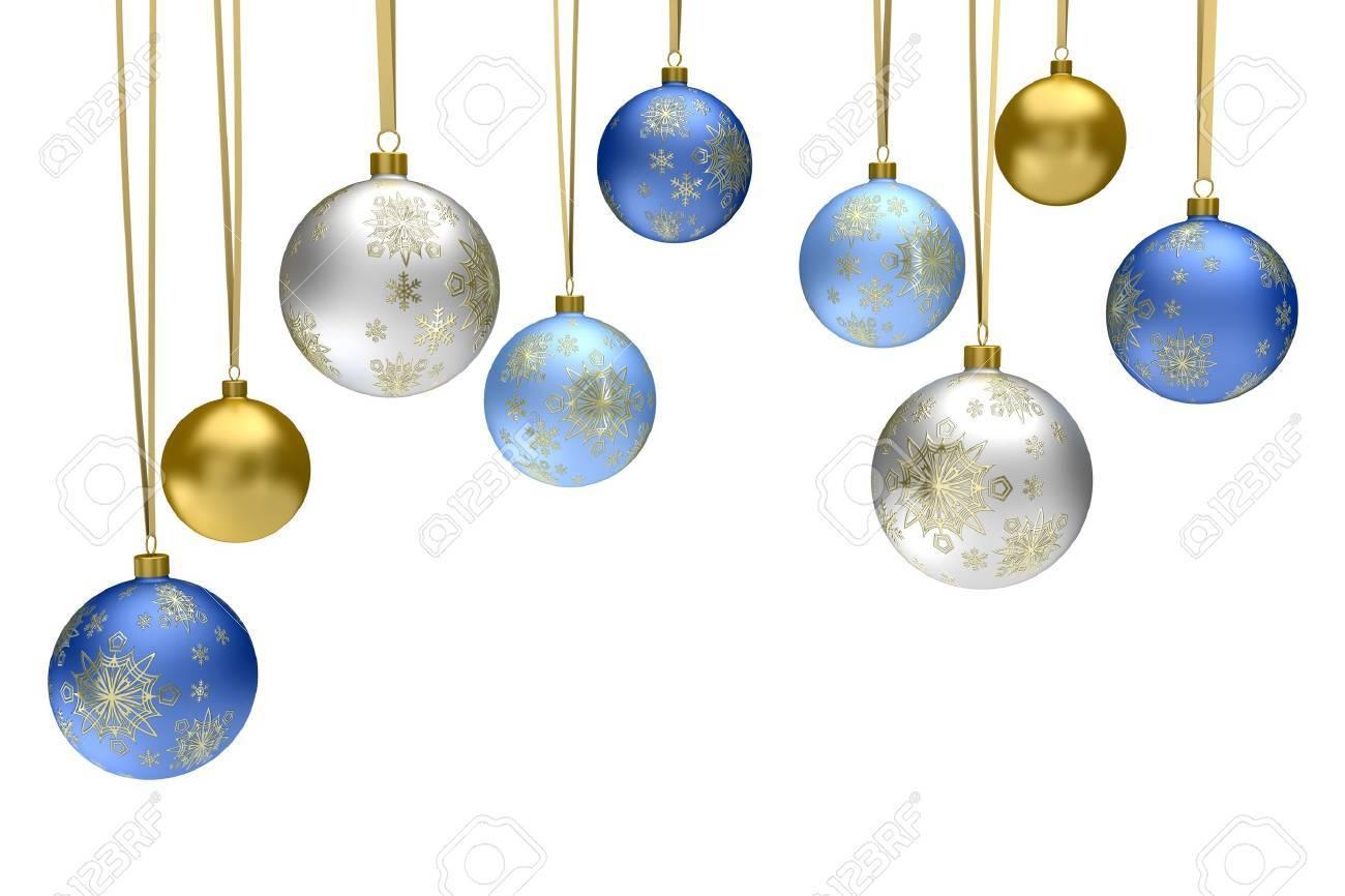 christmas bauble balls Stock Photo - 11195080