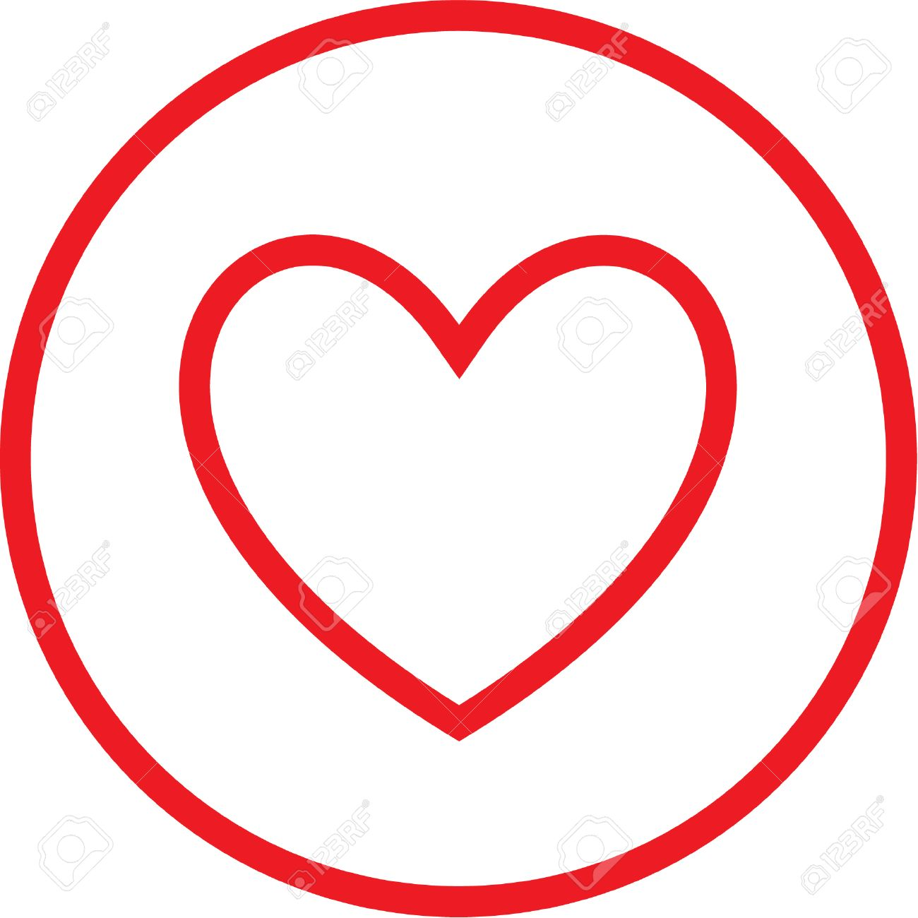 vector heart icon red and white simply change royalty free rh 123rf com heart icon vector image heart icon vector illustrator