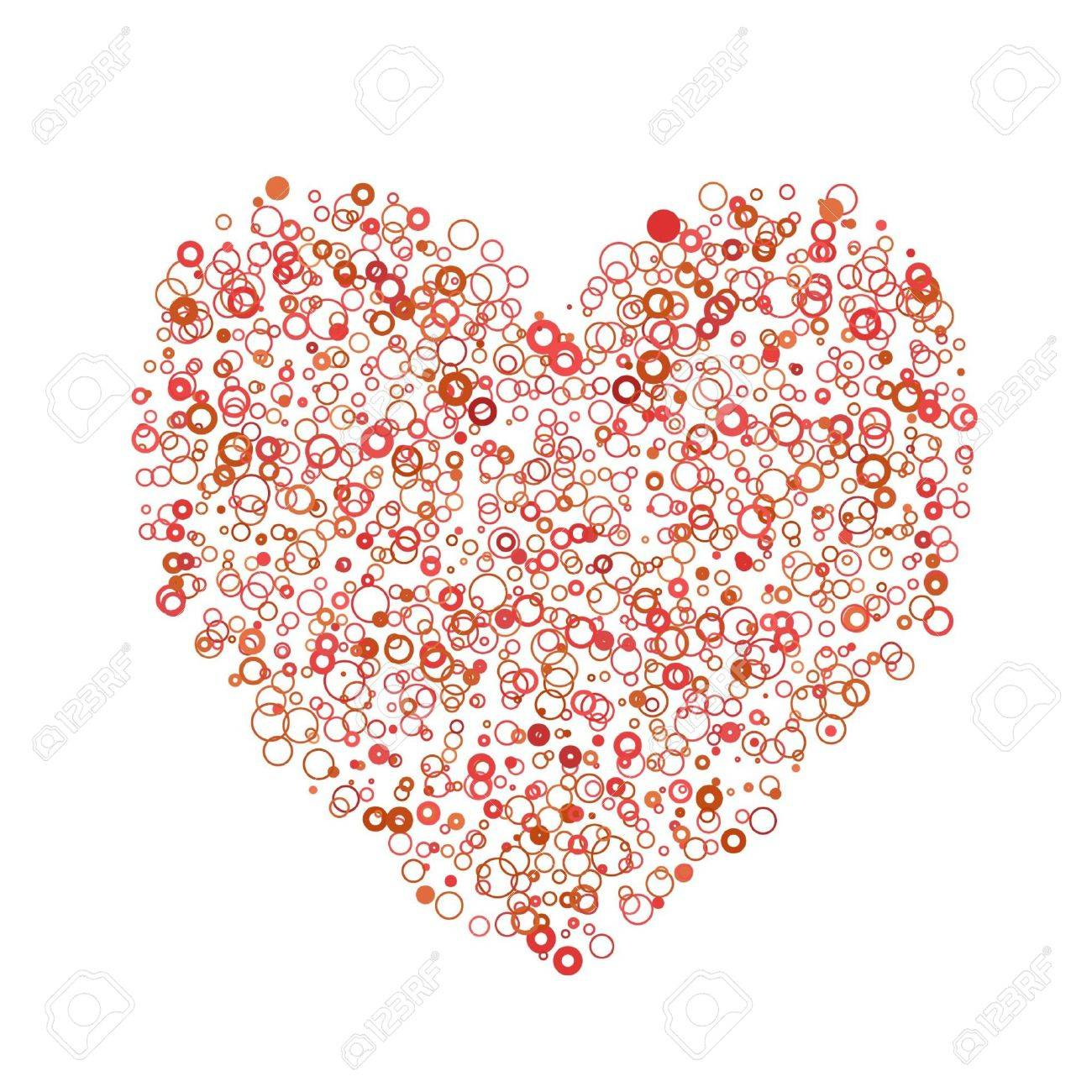 Modern heart Stock Vector - 6590679