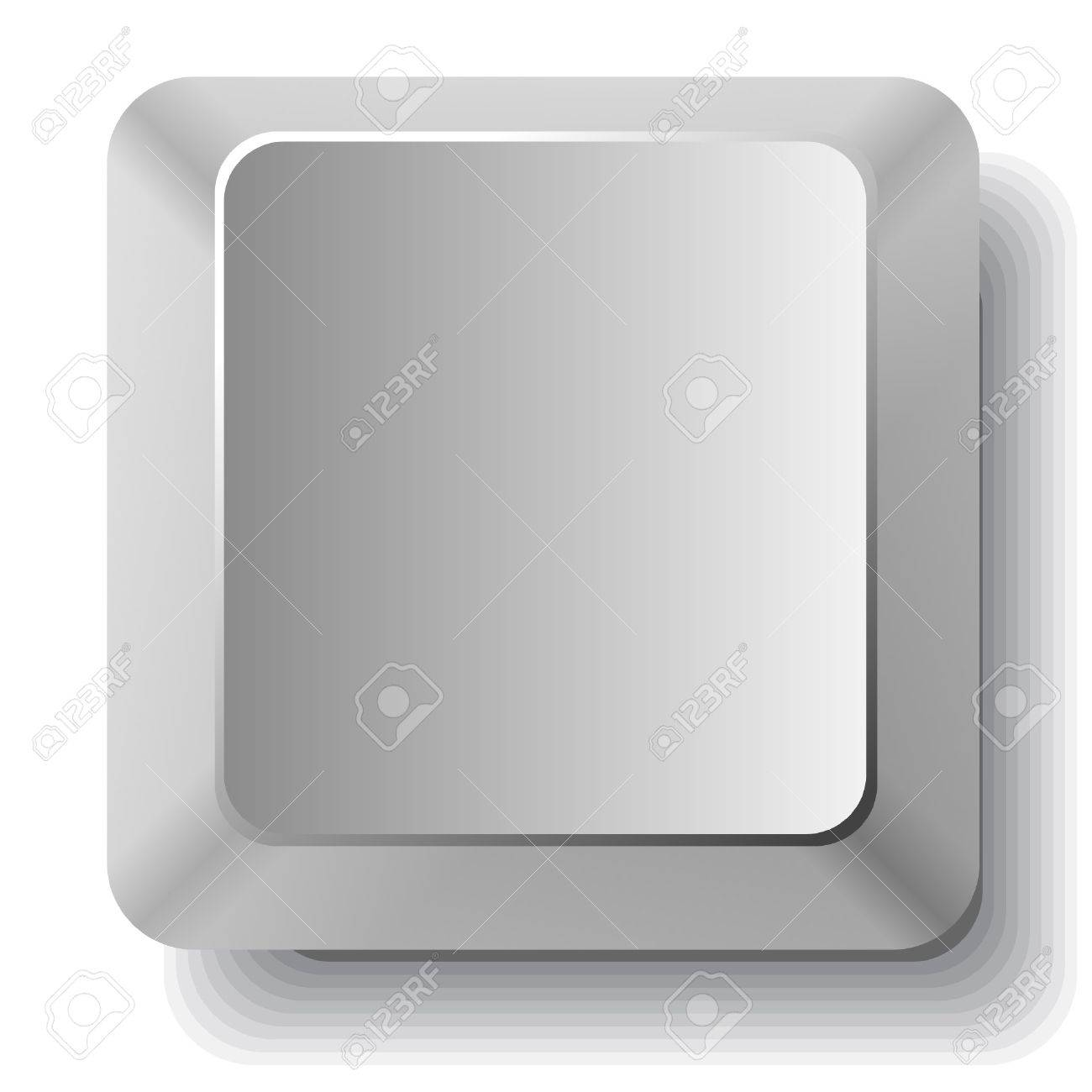 computer key Stock Vector - 7547149