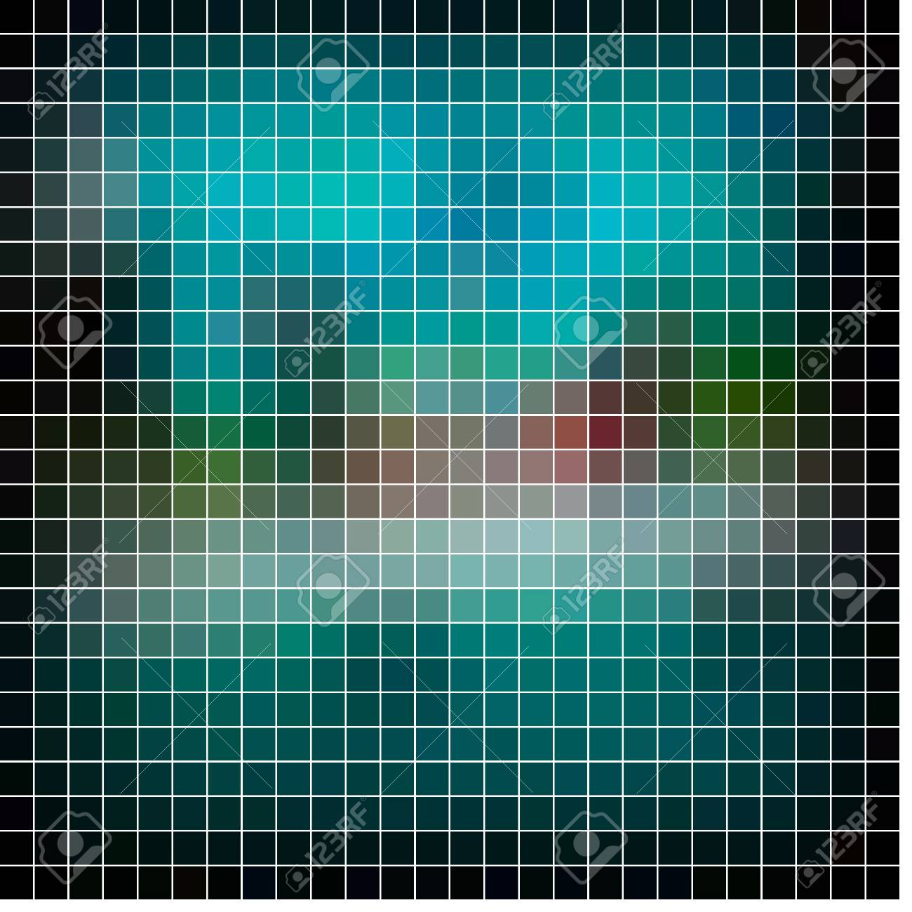Dots abstract background Stock Photo - 17163720