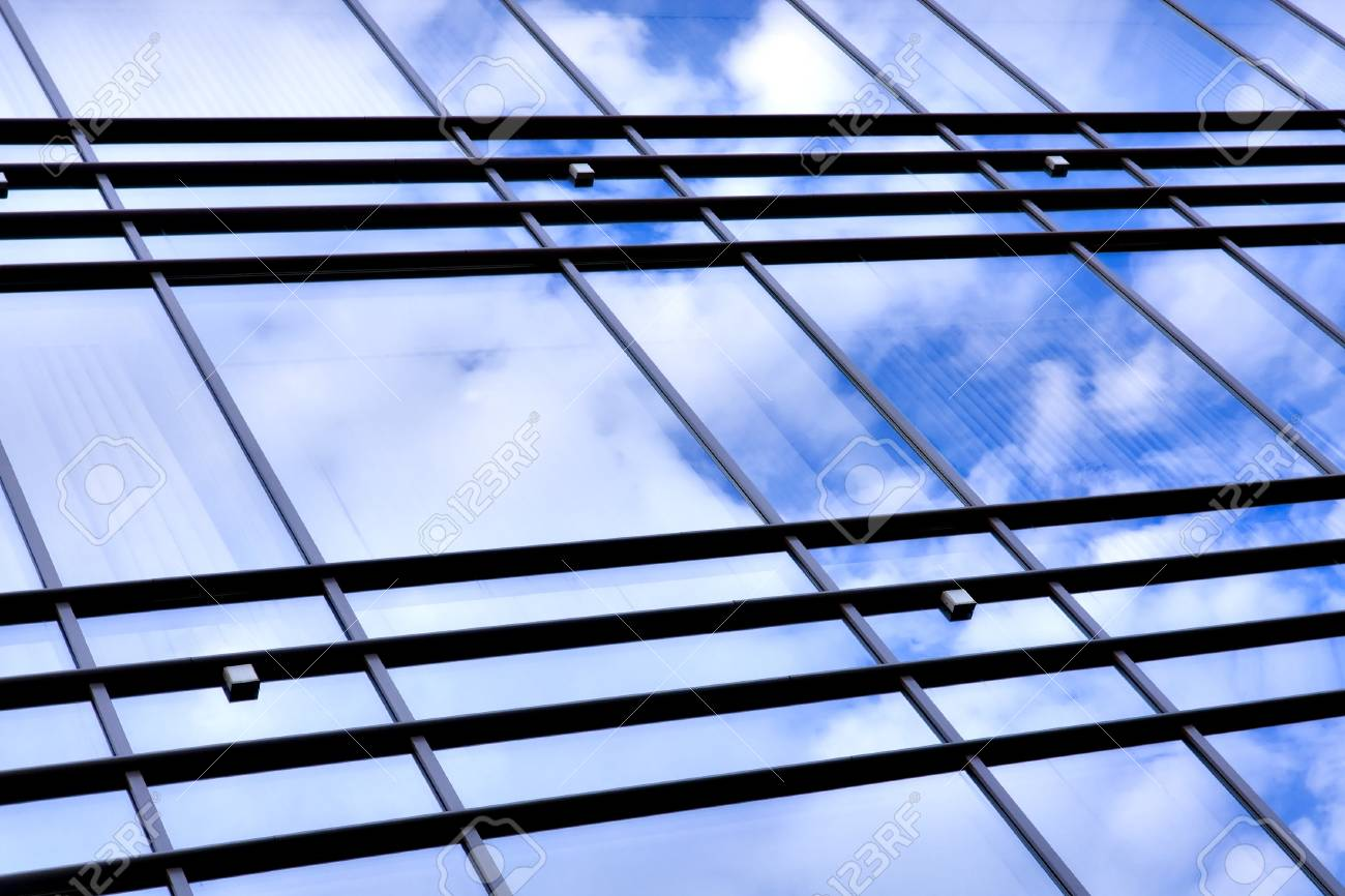 business skyscrapers Stock Photo - 7408584