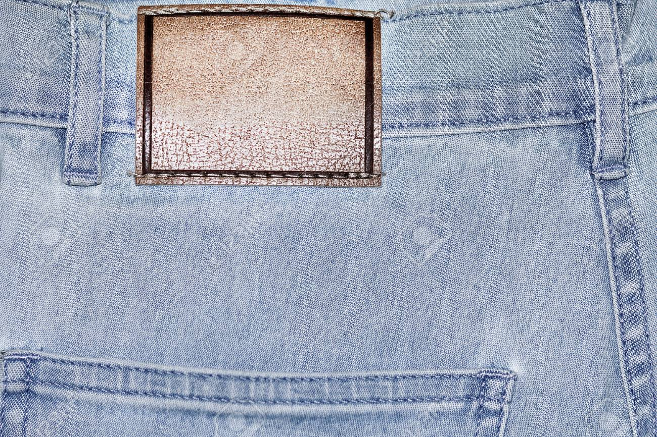 shabby jeans pocket Stock Photo - 8827245