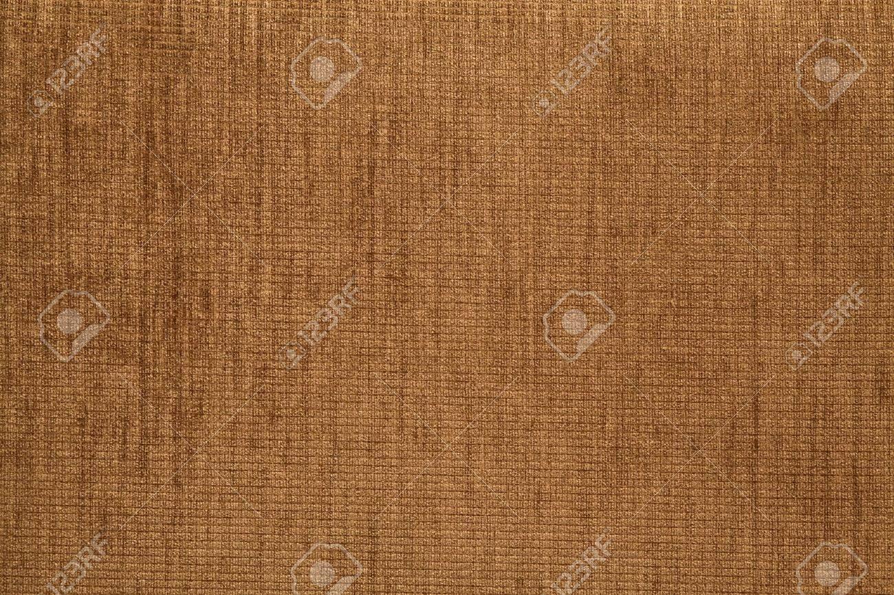 Seamless dark gold fabric closeup texture background Stock Photo - 10489566