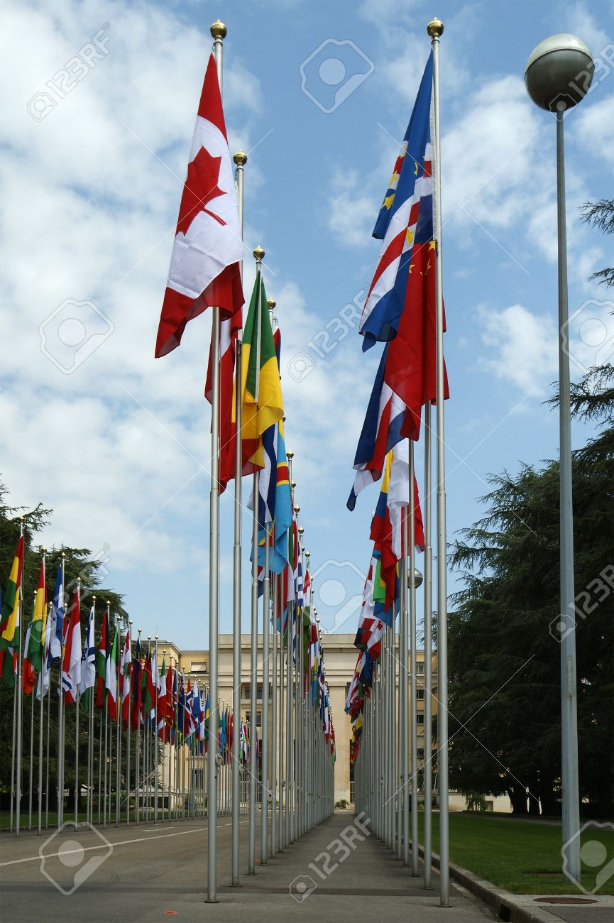 国際連合ジュネーヴ事務局--米国...