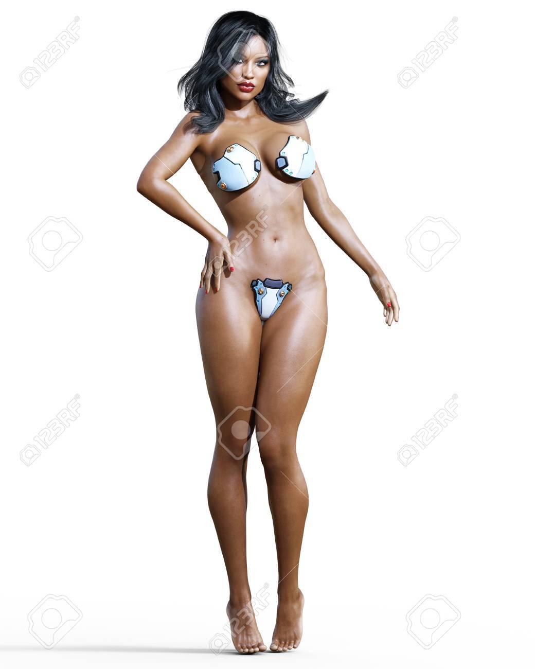 Mulatto nude tall women pity