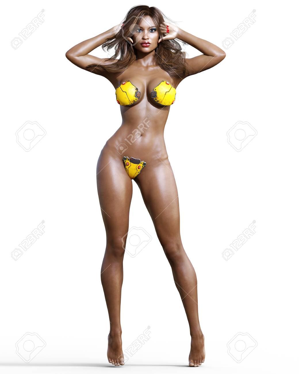 sexy frauen, die bh und höschen