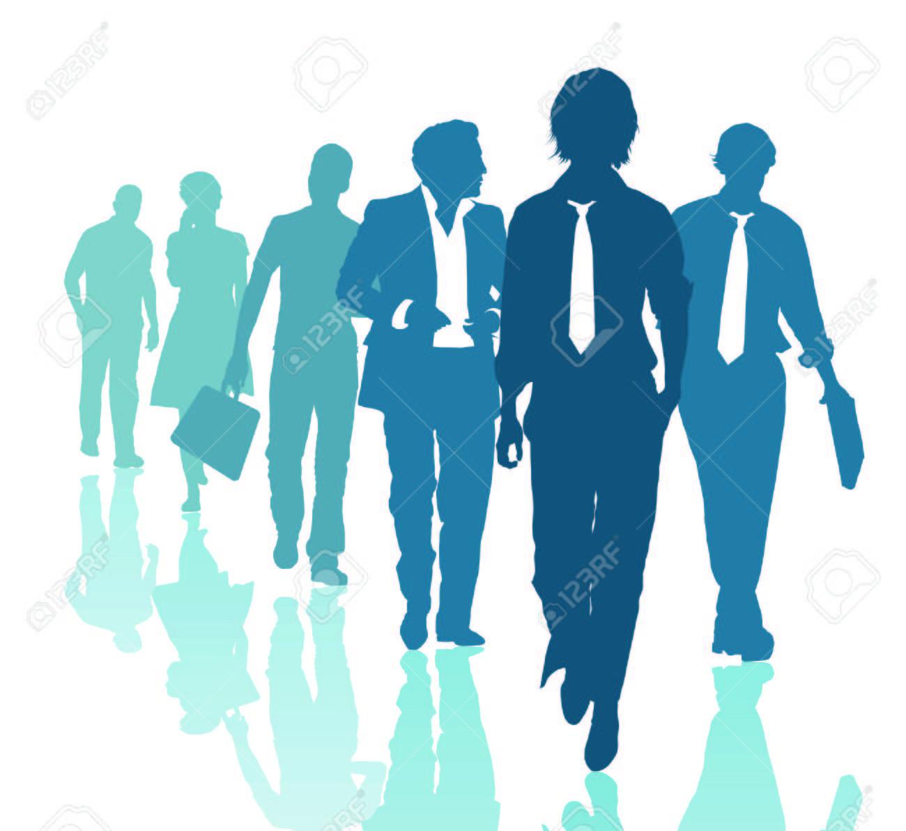 Teamwork Stock Vector - 4423066