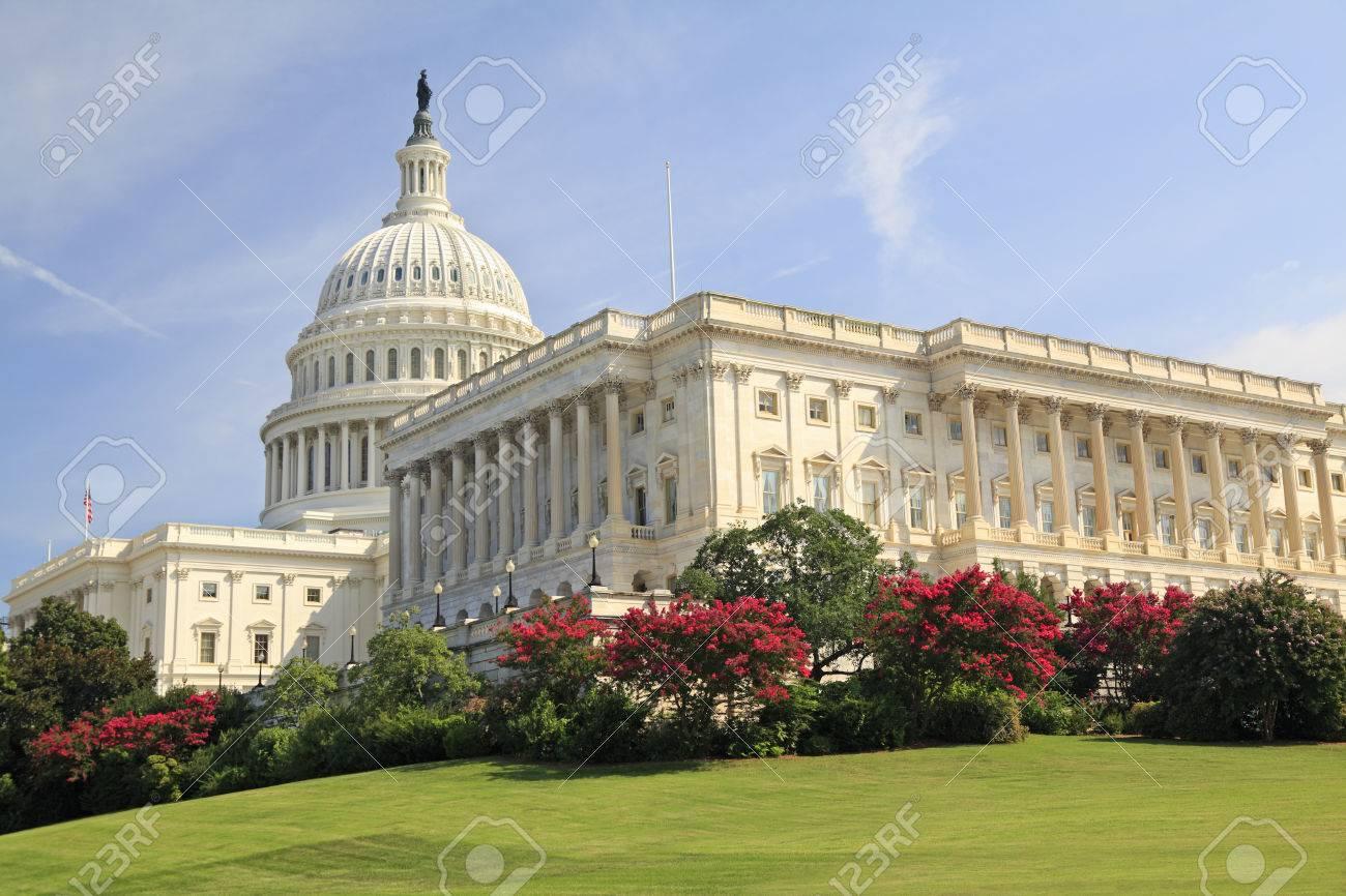 アメリカ合衆国議会議事堂、ワシ...