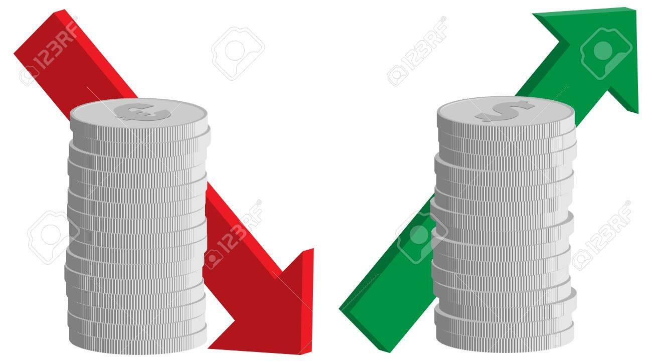 tipo de cambio de divisas el euro cae y dlar en alza signos las