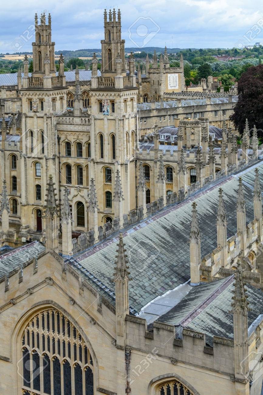 All Souls College, Oxford University, Oxford, UK. Overview With All Souls  College