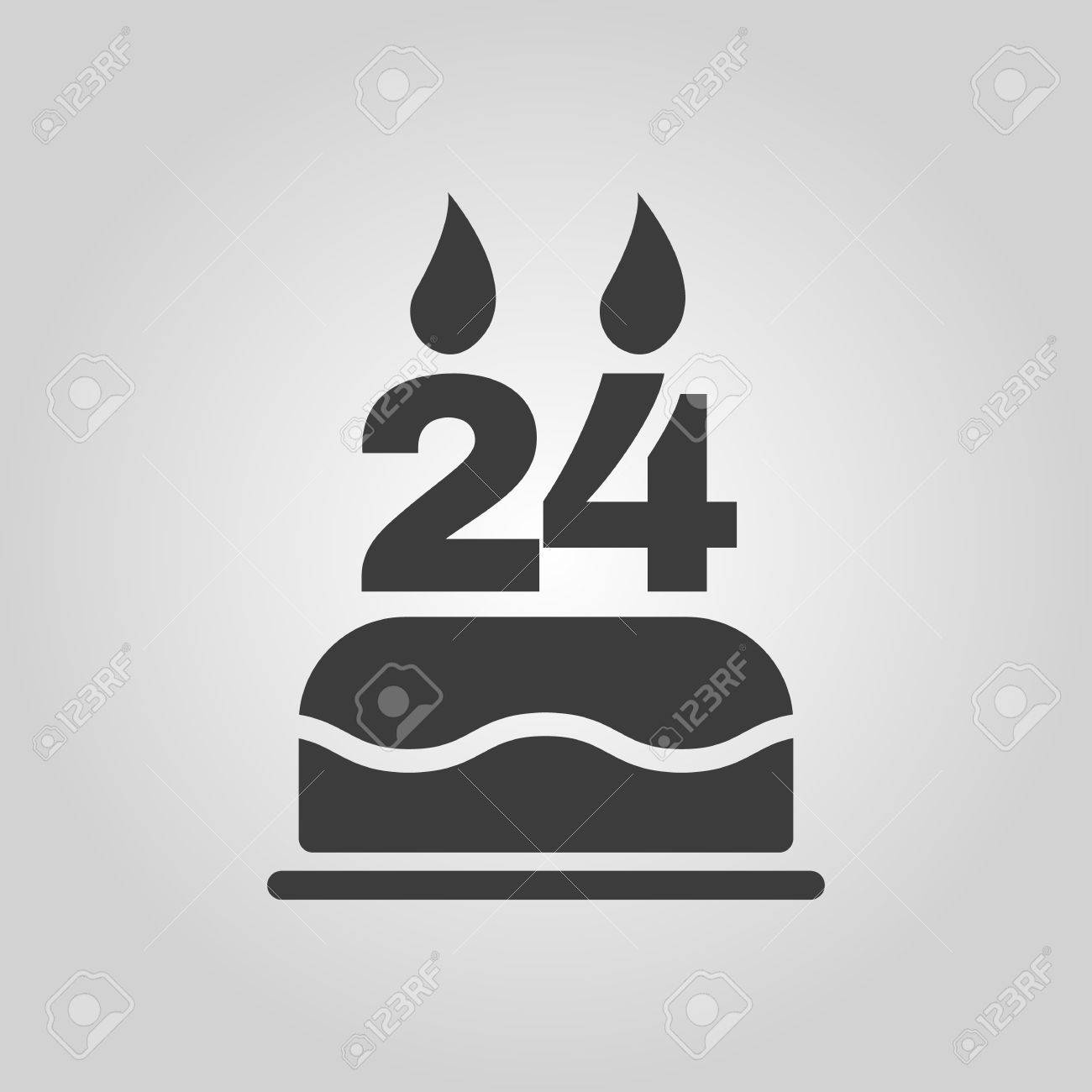 number 24 birthday images