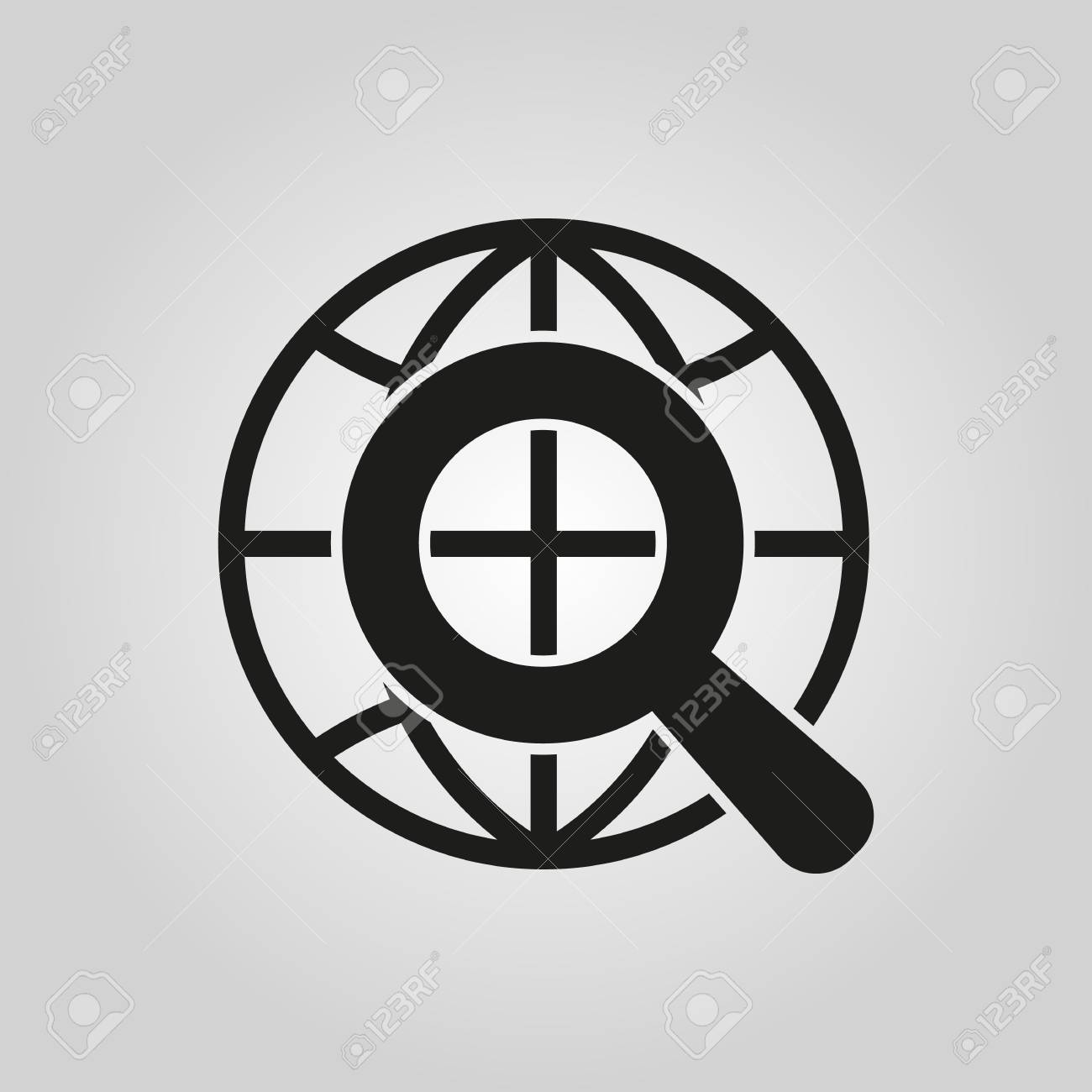 The Seo Icon Www And Browser Development Search Symbol Ui