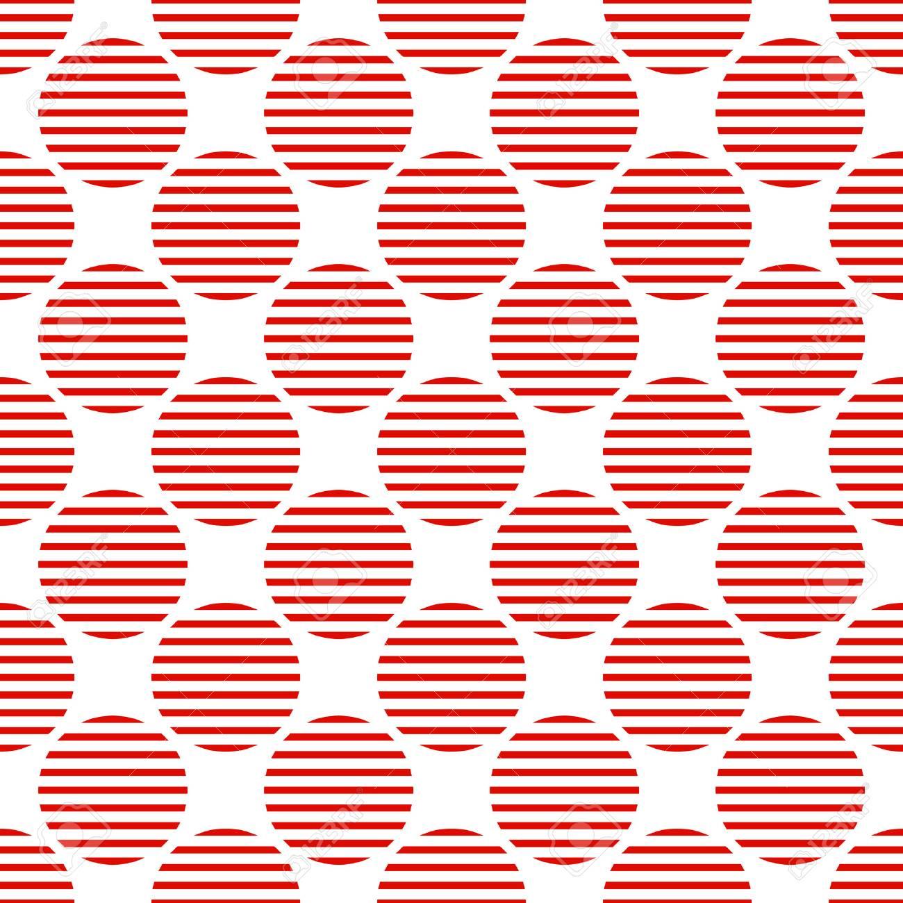 Nahtlose Tapetenmuster Moderne Stilvolle Textur Geometrische