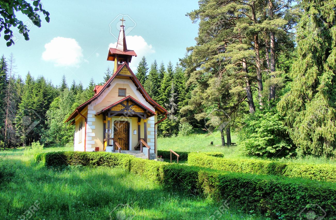 Church in nature Stock Photo - 13700880